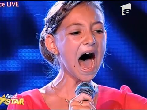 Next Star: Elena Hasna interpretează senzațional Je suis malade (Lara Fabian)