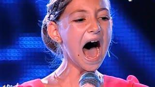 "Next Star: Elena Hasna interpretează senzațional ""Je suis malade"" (Lara Fabian)"