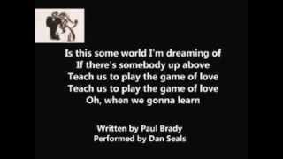 Watch Dan Seals Game Of Love video