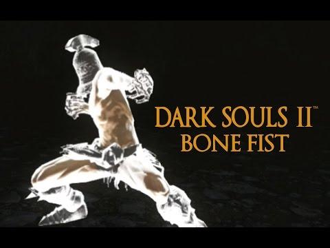 Dark Souls 2 Bone Fist Tutorial (dual wielding w/ power stance)