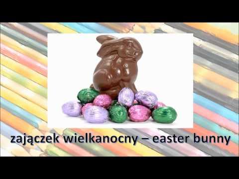 Nauka Angielskiego Dla Dzieci - Wielkanoc. Pokoloruj Świat.