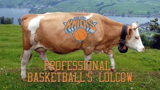 The New York Knicks: Professional Basketball