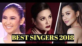 15 Best Filipino Female Singers of 2018