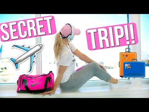 SURPRISE TRIP!!! TRAVEL VLOG!! AlishaMarieVlogs