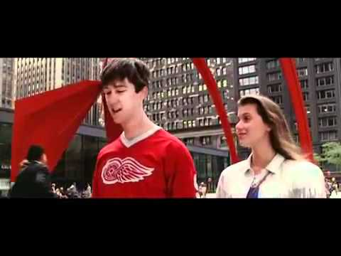 Ferris Bueller's Twist And Shout Scene