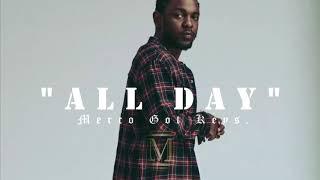 "Kendrick Lamar x Isaiah Rashad Type Beat | ""All Day"" | Prod. By MercoGotKeys."