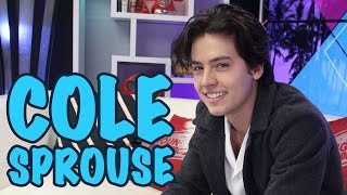 "Cole Sprouse Plays ""Riverdale"" Rapid Fire!"