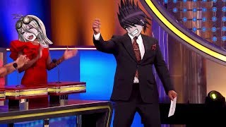 The V3 Cast Plays Family Feud except it's more animated