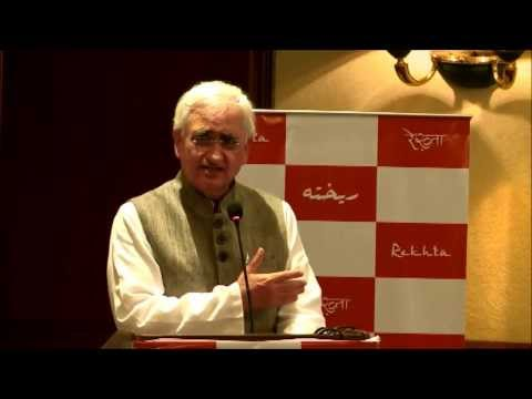 Full Speech of Mr Salman Khurshid
