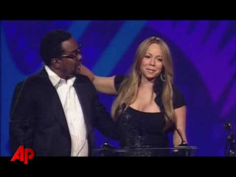 Mariah Carey on  that  Speech