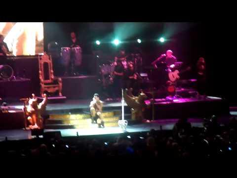 Romeo Santos En Luna Park - La Curita video