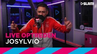 Josylvio doet 'Ride Or Die' [LIVE] | SLAM!