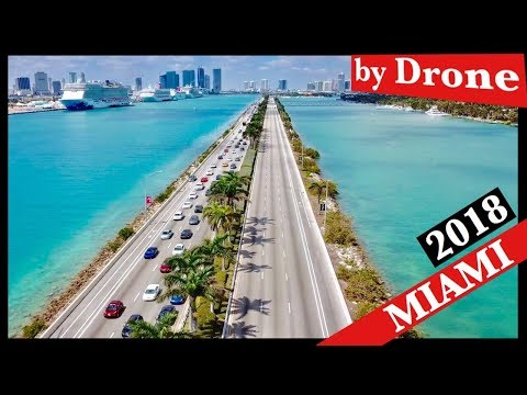 Miami 2018 by Drone