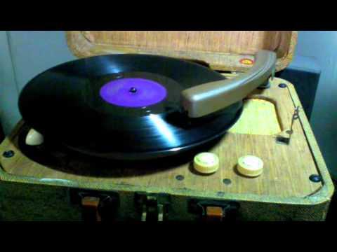 Gene Vincent - Be Bop A Lula 78 rpm!