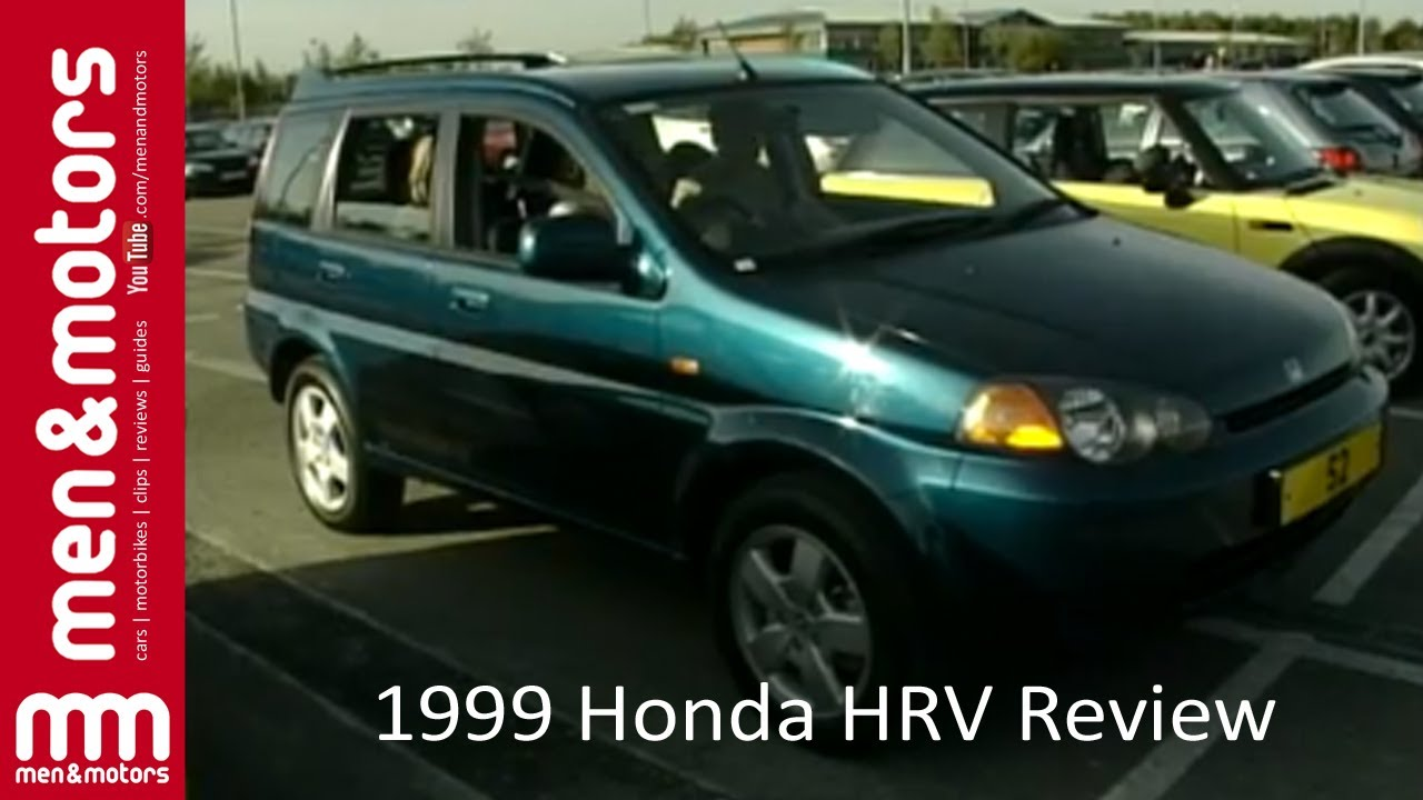 1999 honda hrv review youtube. Black Bedroom Furniture Sets. Home Design Ideas
