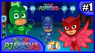 Pj Masks   Héroes en Pijamas   Conociendo A los Héroes   #1