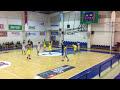 İstanbul DSİ - Fenerbahçe Yıldız Erkek Basketbol Grup Maçı 1. Çeyrek