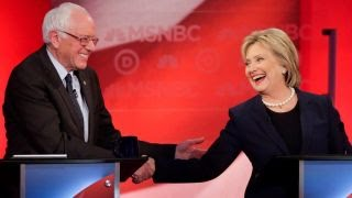 Poll shows Clinton gaining on Sanders in NH