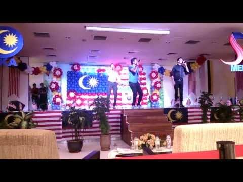 Graamatthu Ponnu Live At Ipoh 2013 - Shantra & Viveck Ji video
