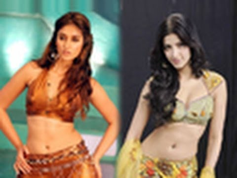 Shruti OUT Ileana IN