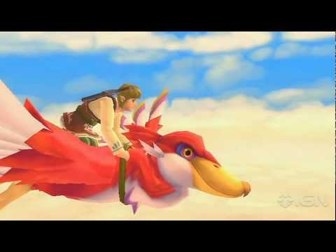 Misc Computer Games - Legend Of Zelda Skyward Sword - Ballad Of The Gods
