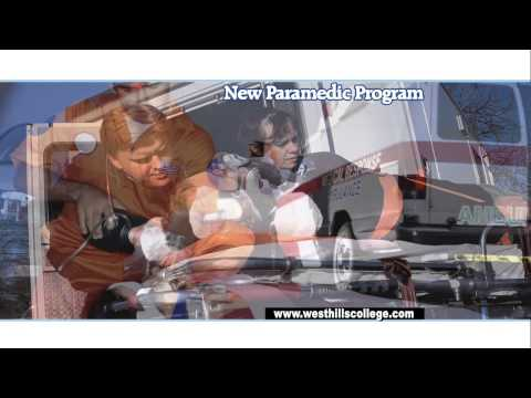 "West Hills College Lemoore ""Paramedic"""