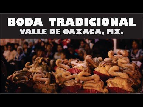 Oaxaca, Boda Tradicional en el Valle de Oaxaca