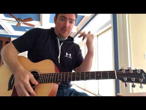 Kiss Somebody | Morgan Evans | Beginner Guitar Lesson