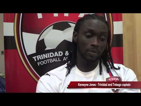 Kenwyne's post match comments after 3-1 win over Saudi Arabia