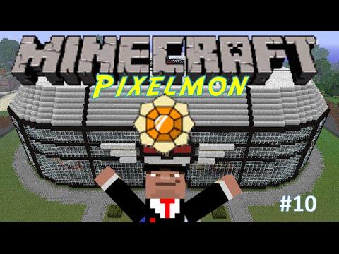 Pixelmon S2 Ep.10 - Comment installer Pixelmon + Badge FOUDRE - MOD Pokemon Minecraft [FR] [HD]