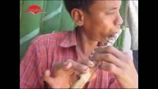 An untold story of a Chakma flute player