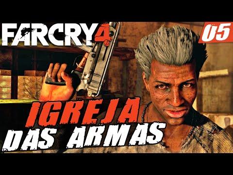 Far Cry 4 - Igreja das Armas