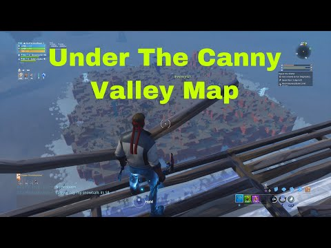 How To Get Under The Map In Canny Valley Fortnite Save The World