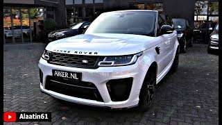 Range Rover Sport SVR 2019 SOUND NEW FULL Review Interior Exterior