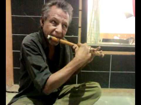do lafzon ki hai dil ki kahani instrumental flute redndered...