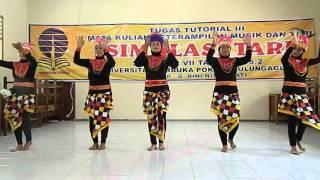 Download Lagu TARI NUSANTARA UNTUK ANAK TK OLEH MAHASISWA PGPAUD UT Gratis STAFABAND