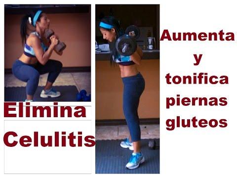 Entrenamiento 220, Elimina Celulitis, Aumenta y tonifica piernas-gluteos