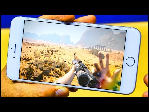 Top 5 Best New Shooter Games for Android/iOS in 2016/2017 || Gamerzed Tv