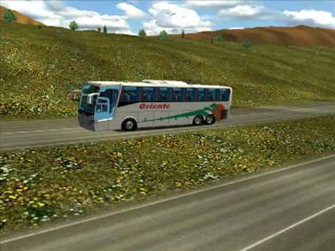 18 Wheels Of Steel Haulin Mod Bus Professional Mexico Edition (Download)