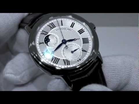 Watch review - Maestro Phase de Lune