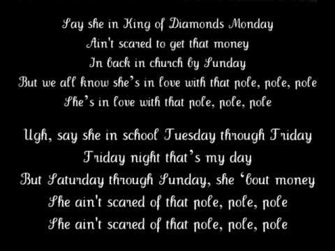 Kirko Bangz - That Pole (Lyrics)
