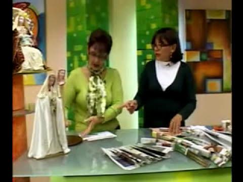 Habil&Dades Con Raquel - Mirtha Urbina 1/4 Rosa Mistica Revestida