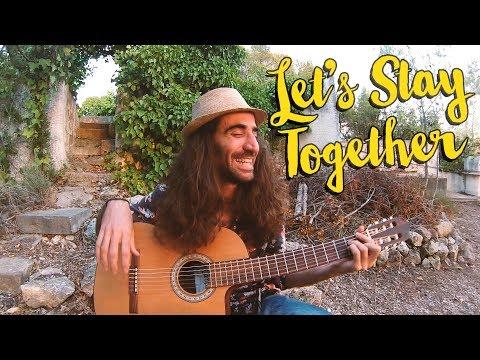 Al Green - Let's Stay Together (Cover) // Alex Serra (Gato Suave)