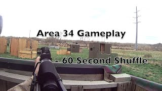 Area 34 Airsoft Gameplay - Force on Force