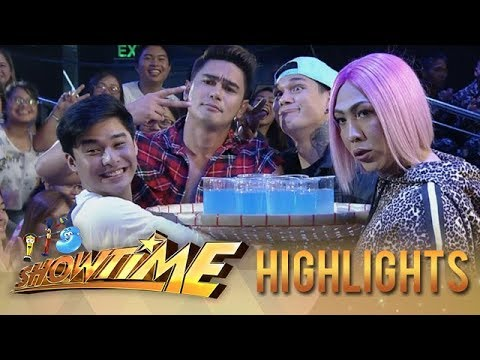 It's Showtime Cash-Ya: Vice Ganda accepts the challenge of the madlang people