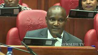 HOW PROFESSOR MAGOHA ANSWERED SUBA MP HON. MBADI OF WHERE HE GETS HIS WEALTH
