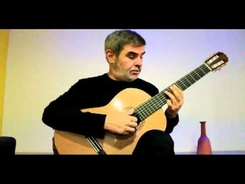 Marco Pereira fala sobre o trabalho do luthier Guarany Lavor