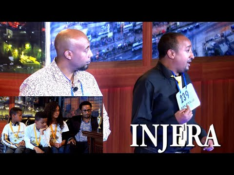 Seifu Fantahun on Ebs Show Speling Bee Winers, Abiy And Filfilu
