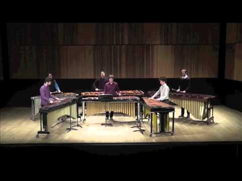 Six Marimbas - Steve Reich