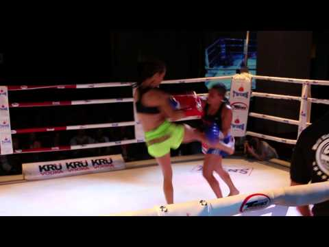 Muay Thai Boxing On April 26th at Resorts World Casino New York City (Harlem Shake)